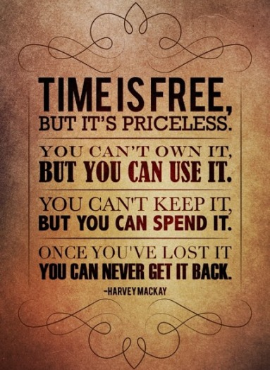Image result for time is the most precious commodity