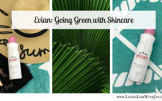 Evian: Going Green with Skincare (1)