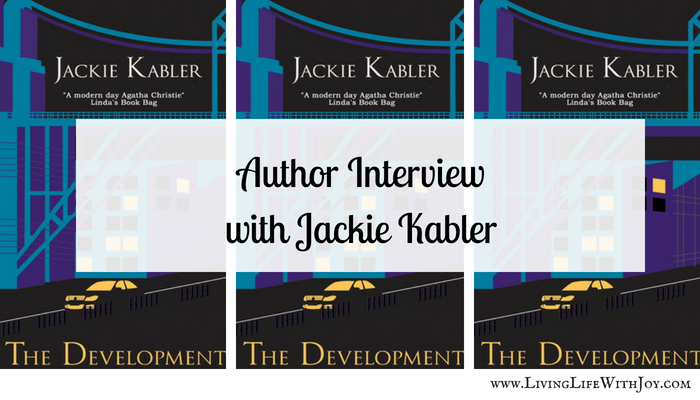 Author Interview LivingLifewithJoy.com _ Jackie Kabler