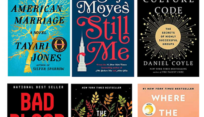 Top 18 Books of 2018